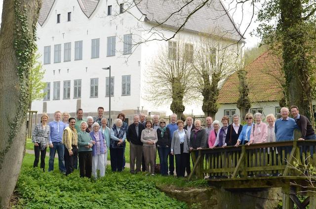 Teilnehmer der Jahrestagung der Andheri Helferkreise 2012