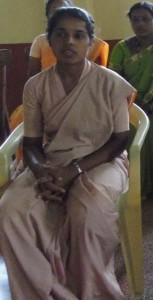 Sr. Nirmala (Junior-Schwester in Anugraha)