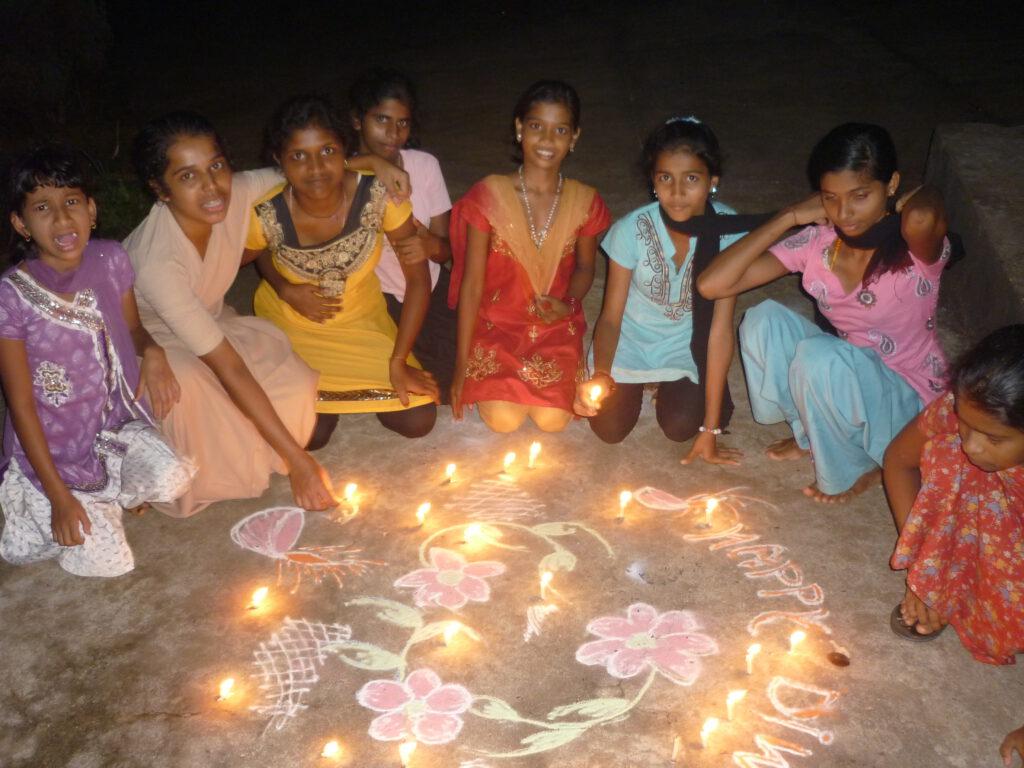 Diwali in Anugraha