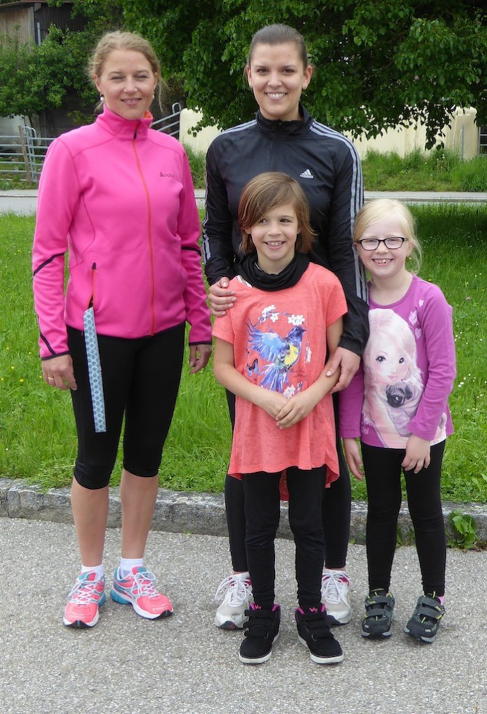 Sponsorenlauf Fridolfing1