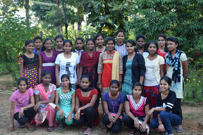 Mädchen in Premanjali