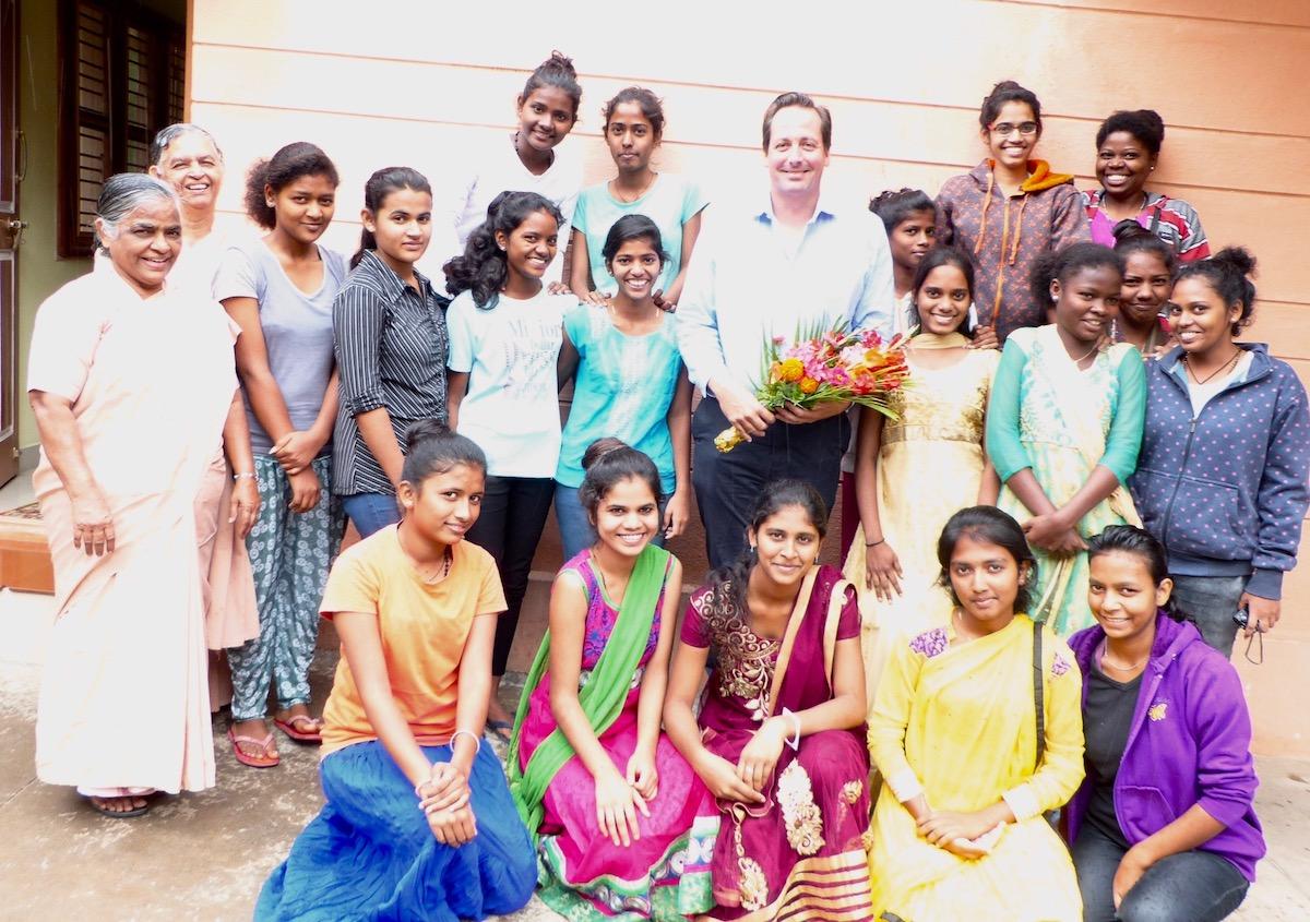 OleHerzog besucht Premanjali in Südindien