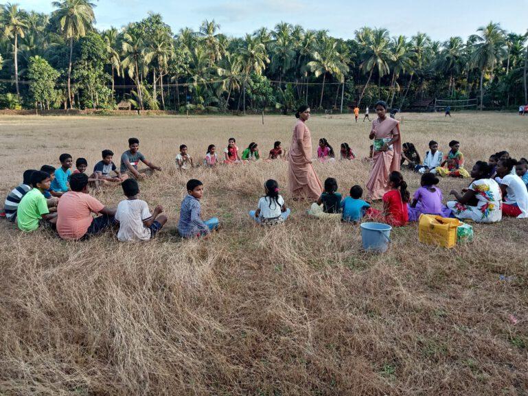 Weltkindertag in Anugraha